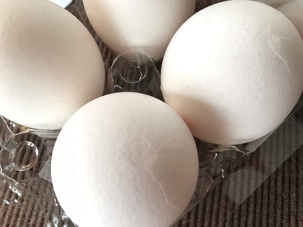 あのストレスとはおさらば*ゆで卵がつるんとむける裏技