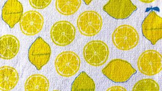 今治のタオルてぬぐい、柄がお洒落でキッチンクロスに最適!